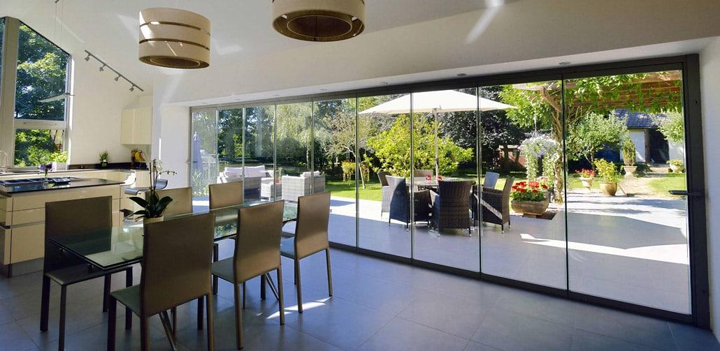 Why Choose Frameless Bifolding Doors
