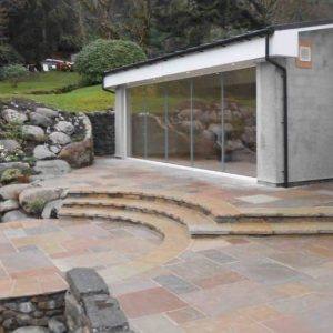 Double Glazed Patio Doors Loch Ard Scotland