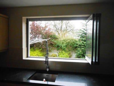 Frameless Double Glazed Doors & Windows Radlett