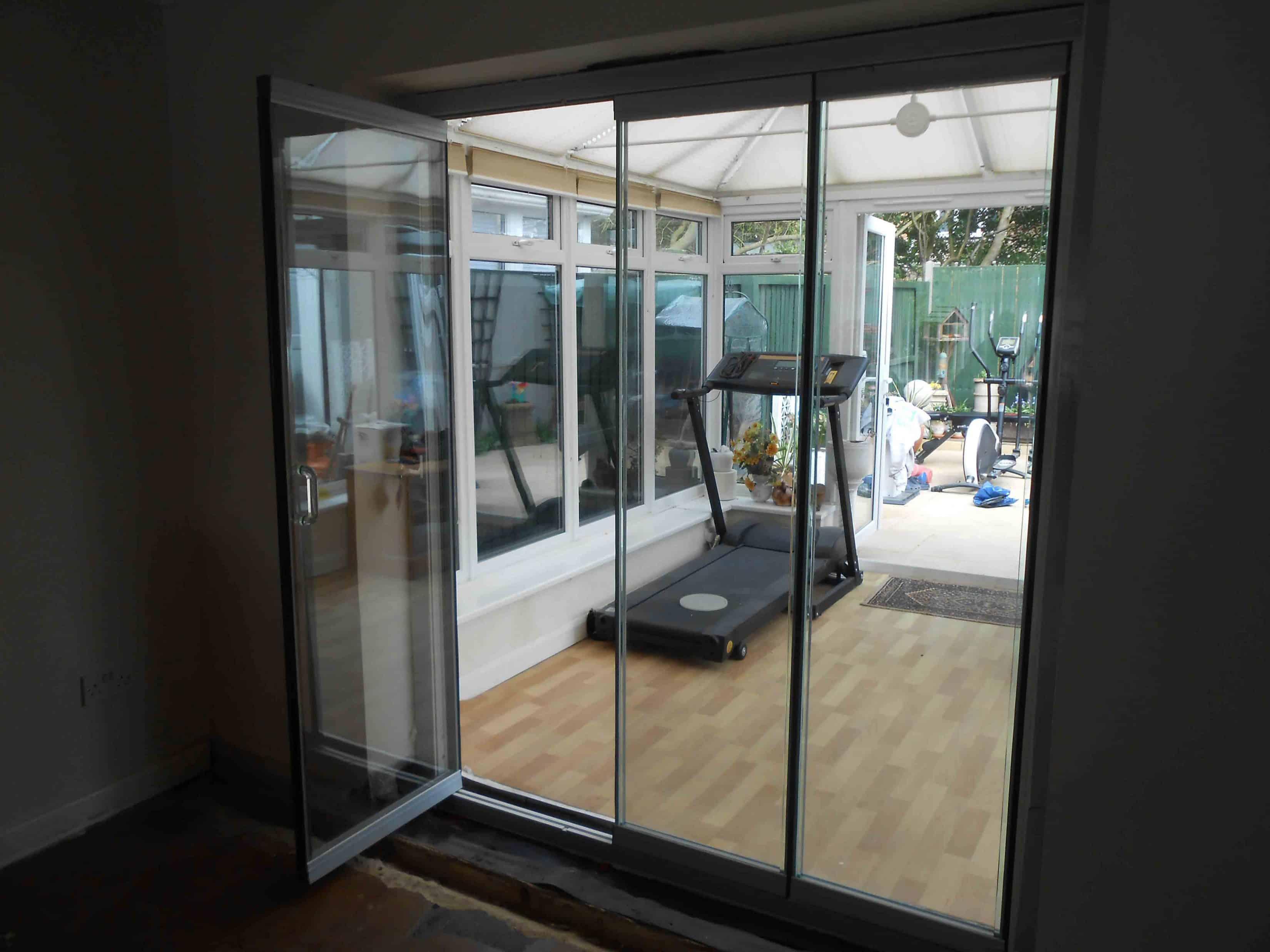 Internal Double Glazed Doors Essex