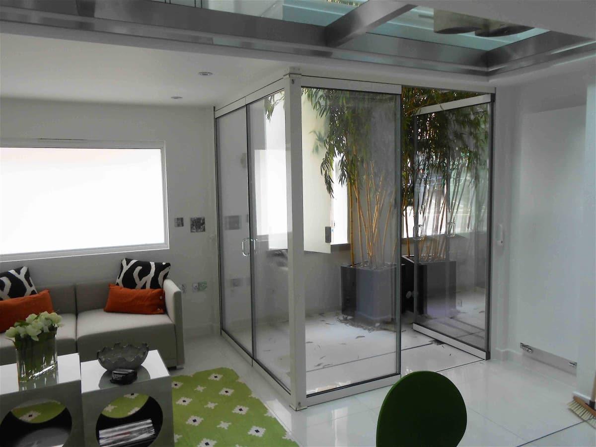 Http Www Fgc Co Uk Internal Bifolding Glass Doors Frameless Glass Room Dividers