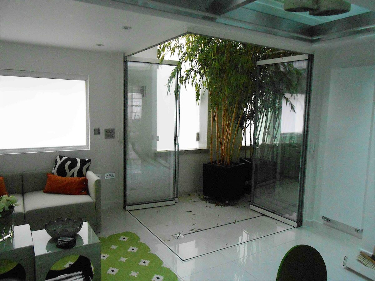 Internal Bifolding Glass Doors Fgc