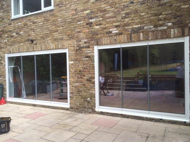 Comparing Frameless Bifolding Doors with PVCu