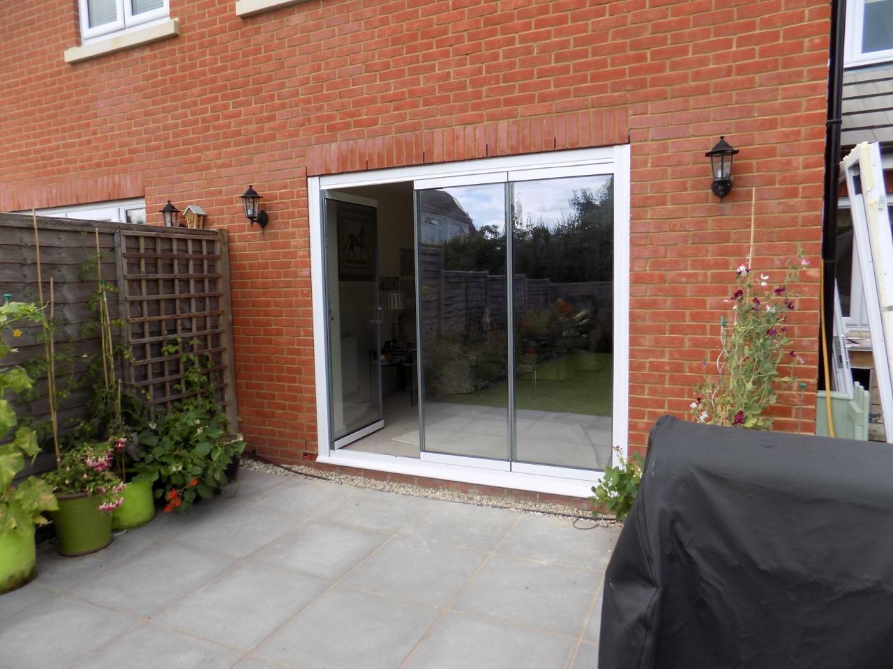 Causes of condensation on bifolding doors & windows