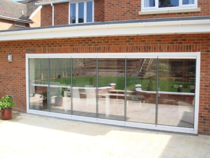 Glossary of terms for slide and fold doors