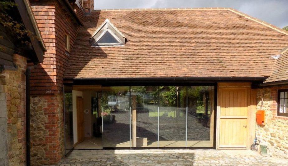 bifolding doors for garage conversions
