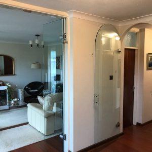 Berkshire Internal glass doors