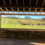 Cumbria, 5-panel slide and fold window.