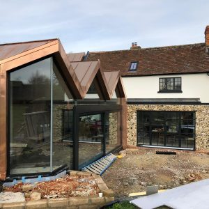 Frameless Glass Windows Suffolk