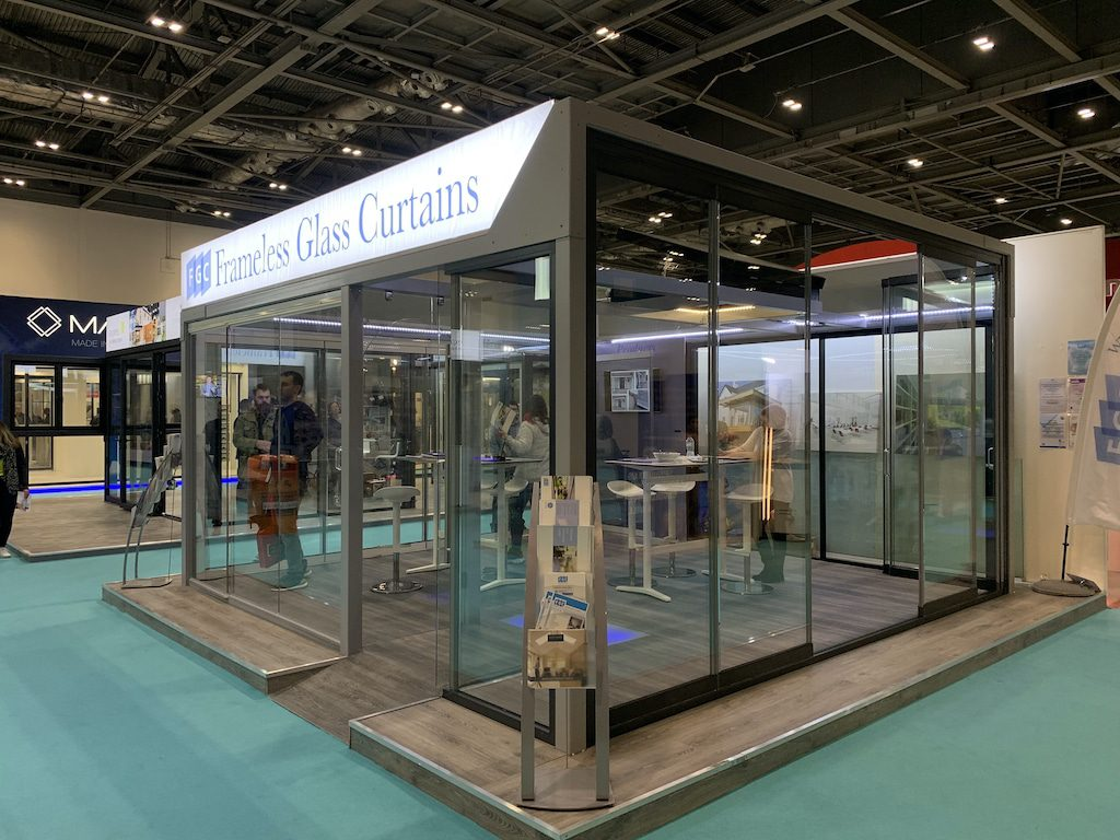 build it live exhibition stand
